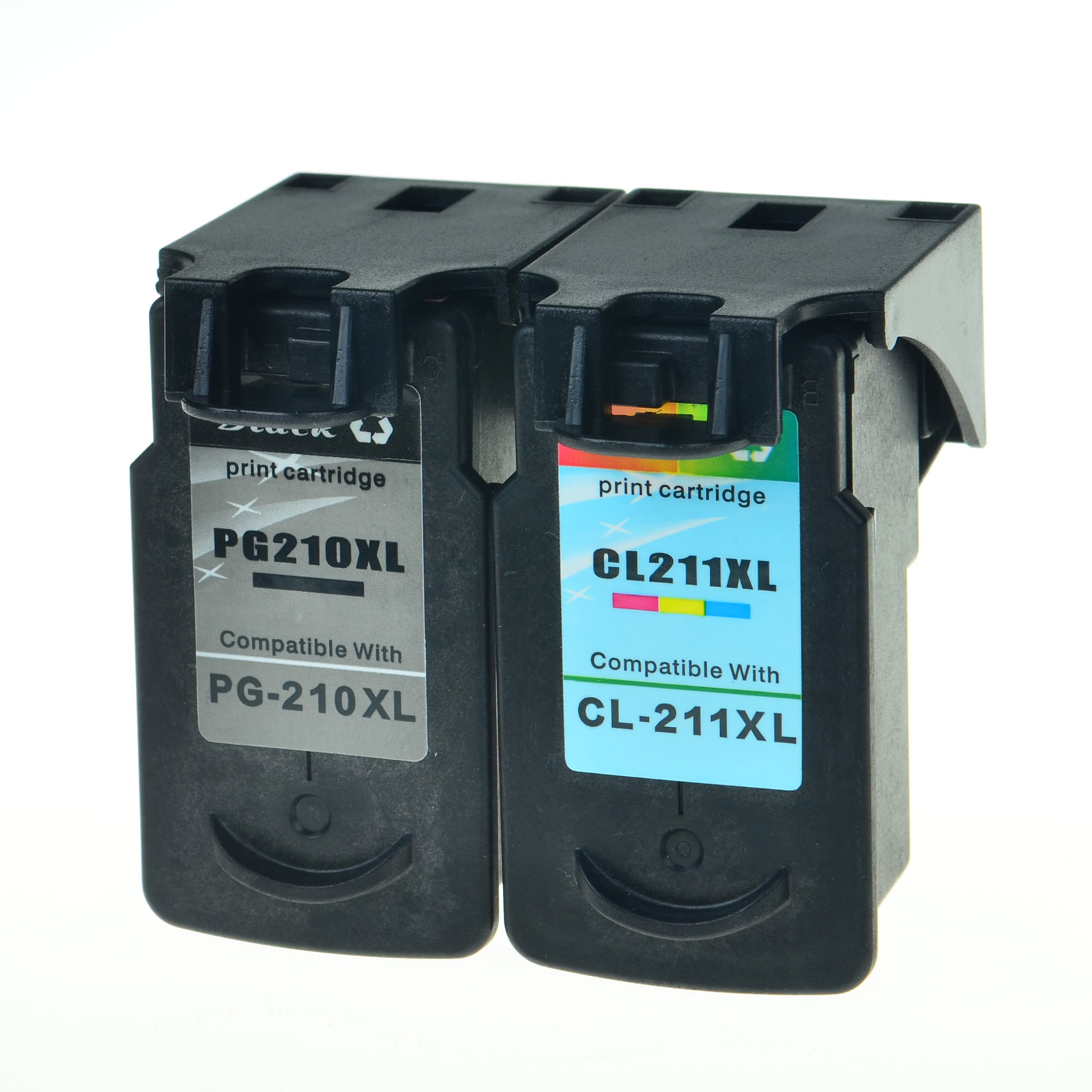 You May Also Like 2 PK Black PG 210XL Color CL 211XL Ink