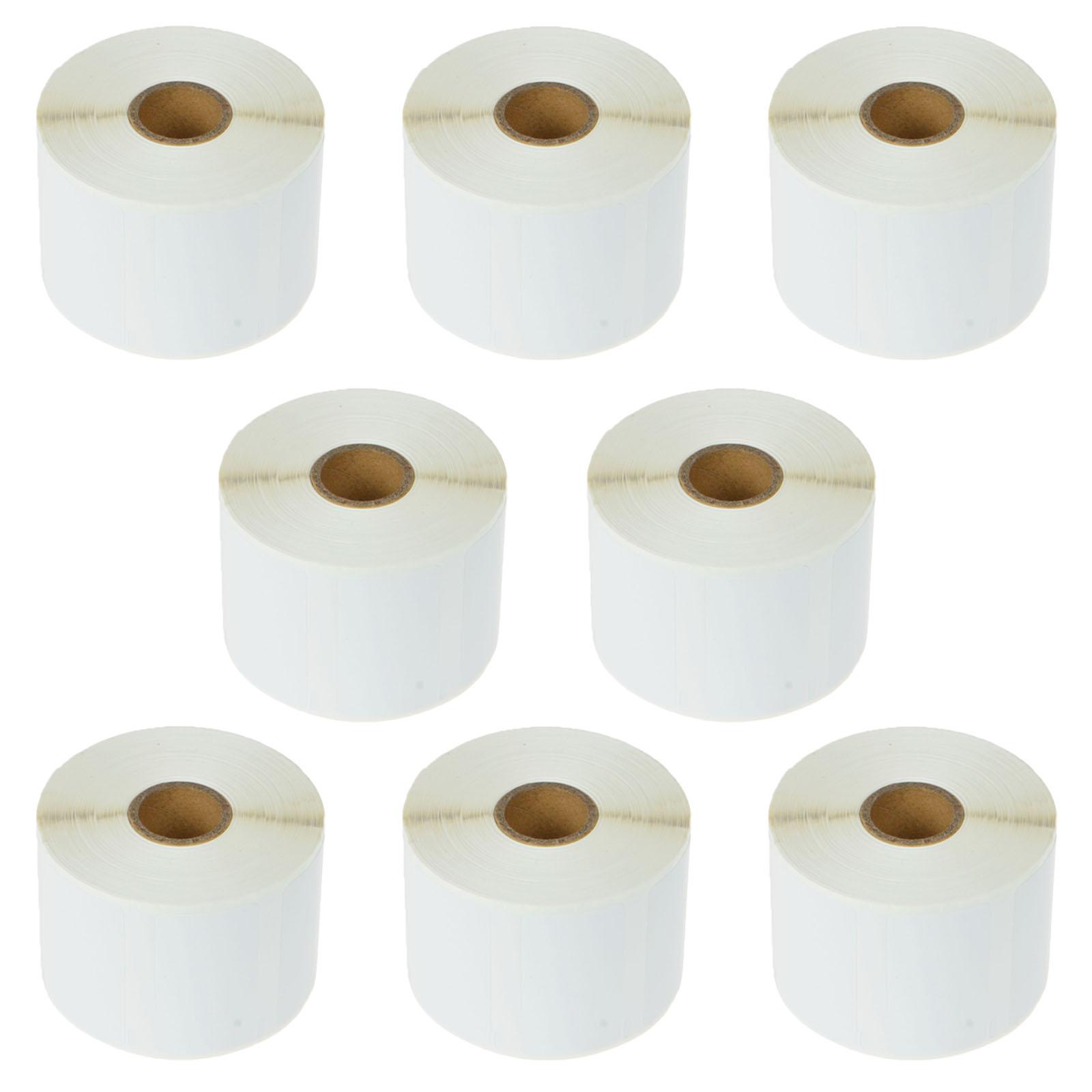 "20 Rolls of 1,000 Medium Multipurpose Labels  DYMO 30334 4XL TURBO 2-1//4/"" 1-1//4/"""