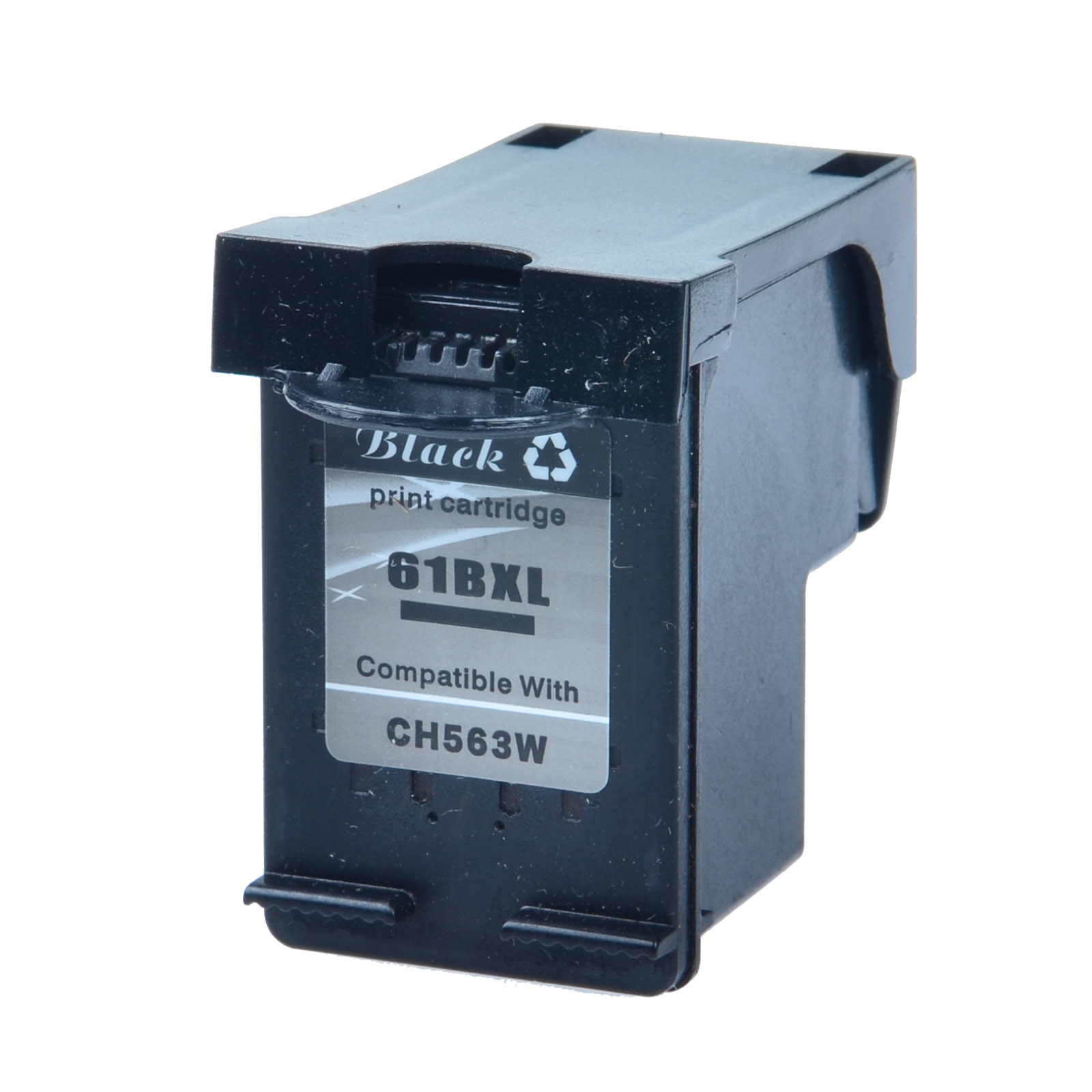 1000 1010 details about 1pk 61xl black ink cartridge remanufactured for hp ch563w  deskjet 1000 1010 1050