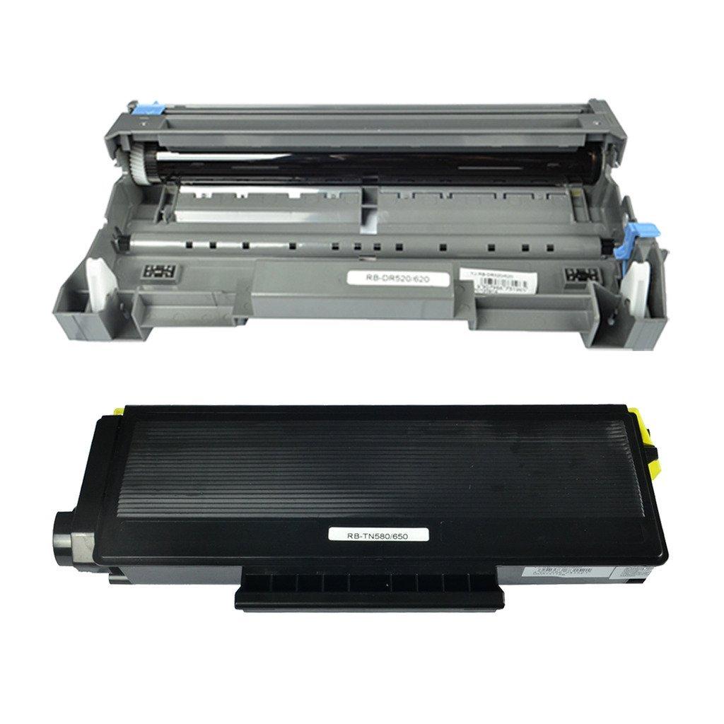 3x TN-580 MFC-8460 MFC-8860 MFC-8870 Cartridge