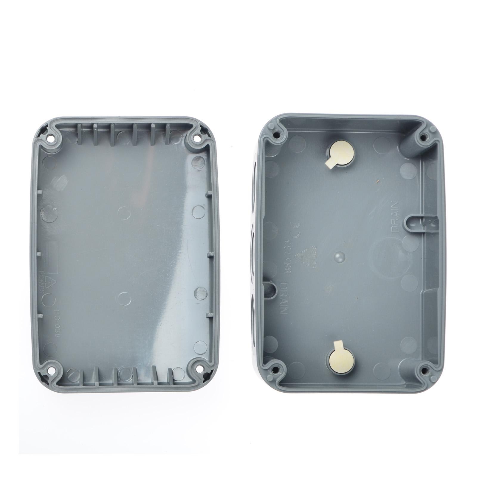 IP66 Waterproof Weatherproof Junction Box Plastic Electric Enclosure ...