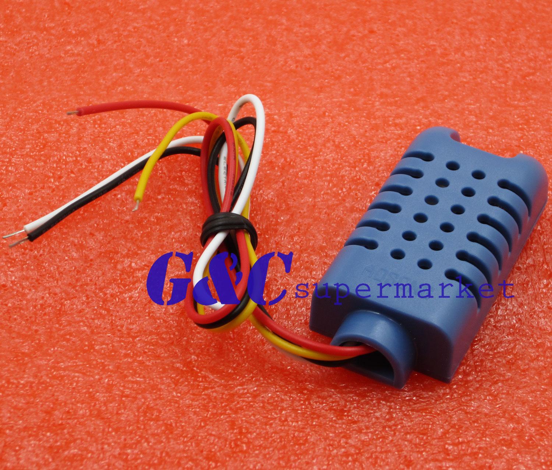AMT1001 4.75V-5.25V Resistive Temperature And Humidity Sensor Module Probe