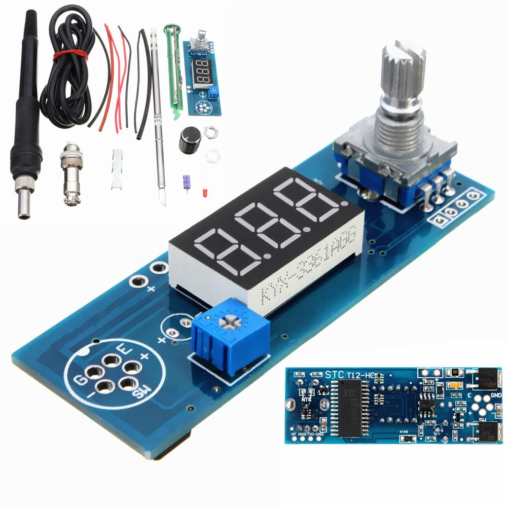 Soldering Iron Station Temperature Controller Digital Kits