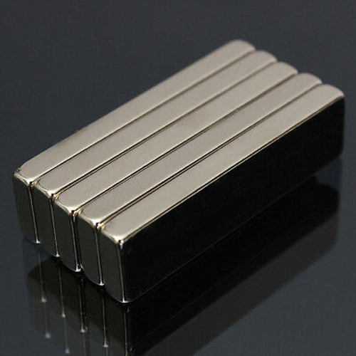 10//20//50pcs N52 Disc Cylinder Utility Magnets 50x10x5mm Rare Earth