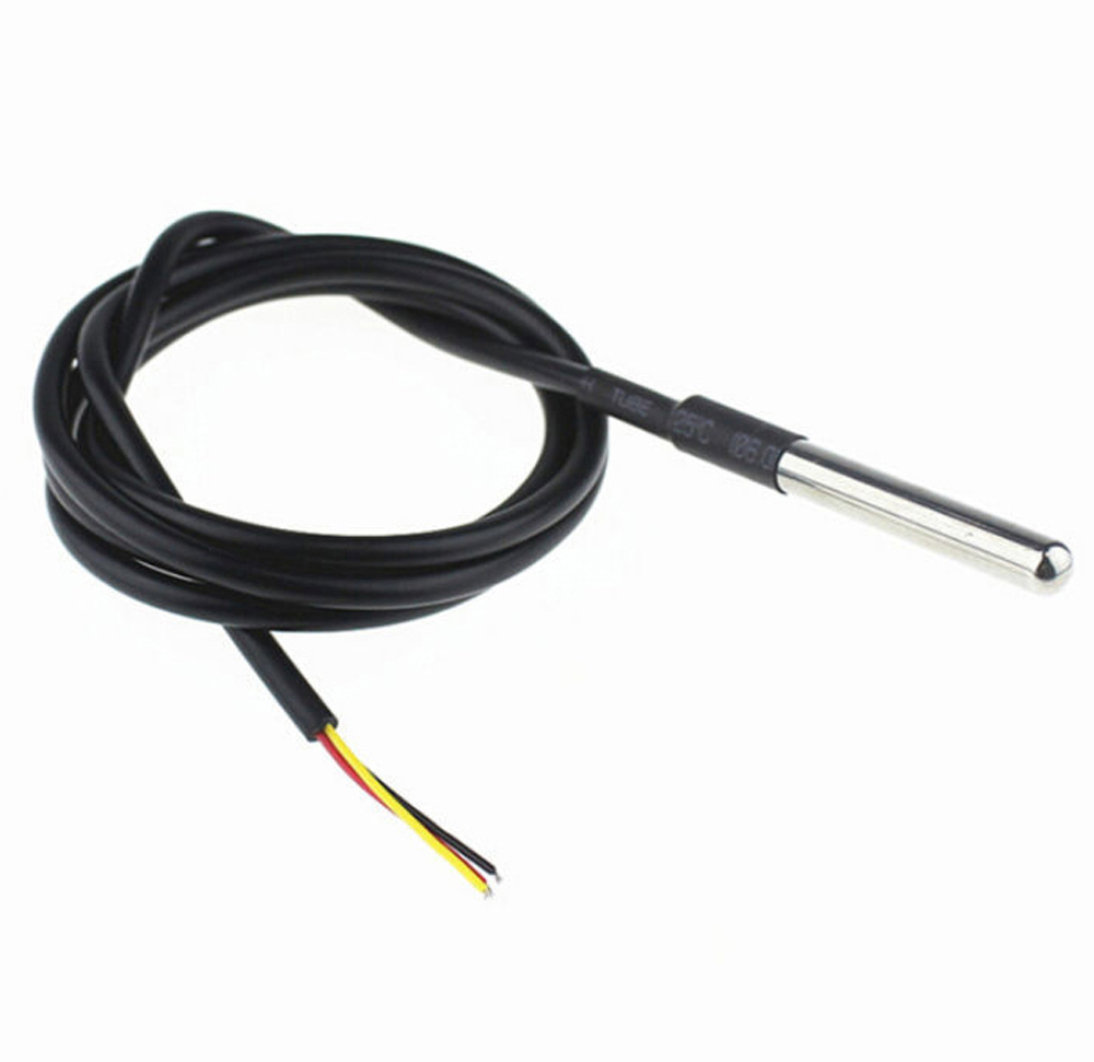 Digital Thermal Probe 10K 1% 3950 DS18B20 LM35DZ Waterproof Probe1M ...