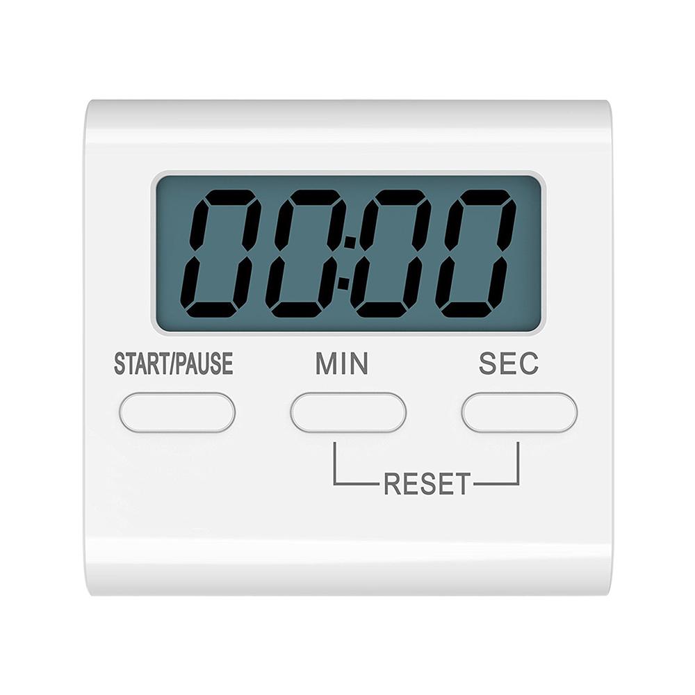 Kurzzeitmesser digitaler Countdown Stoppuhr digital Timer Eieruhr Küchentimer