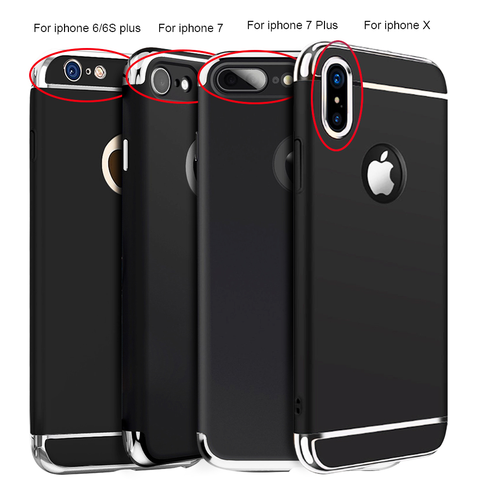 for iphone x 6 6s 7 8 iphone8 plus case shockproof ultra. Black Bedroom Furniture Sets. Home Design Ideas