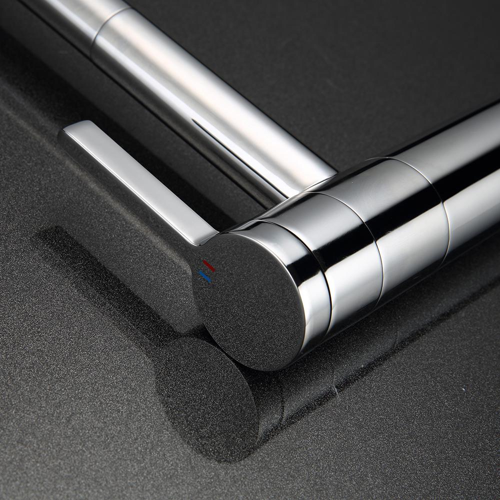 360 drehbar waschtischarmatur wasserhahn mischbatterie armatur waschbecken bad ebay. Black Bedroom Furniture Sets. Home Design Ideas