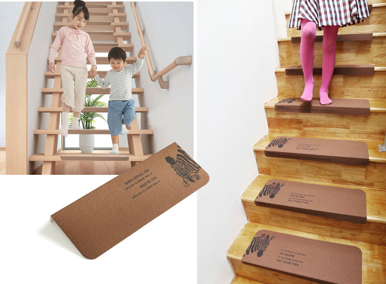 8 X22 Washable Stair Treads Non Slip Durable Carpet Mats Rugs Pads Lots