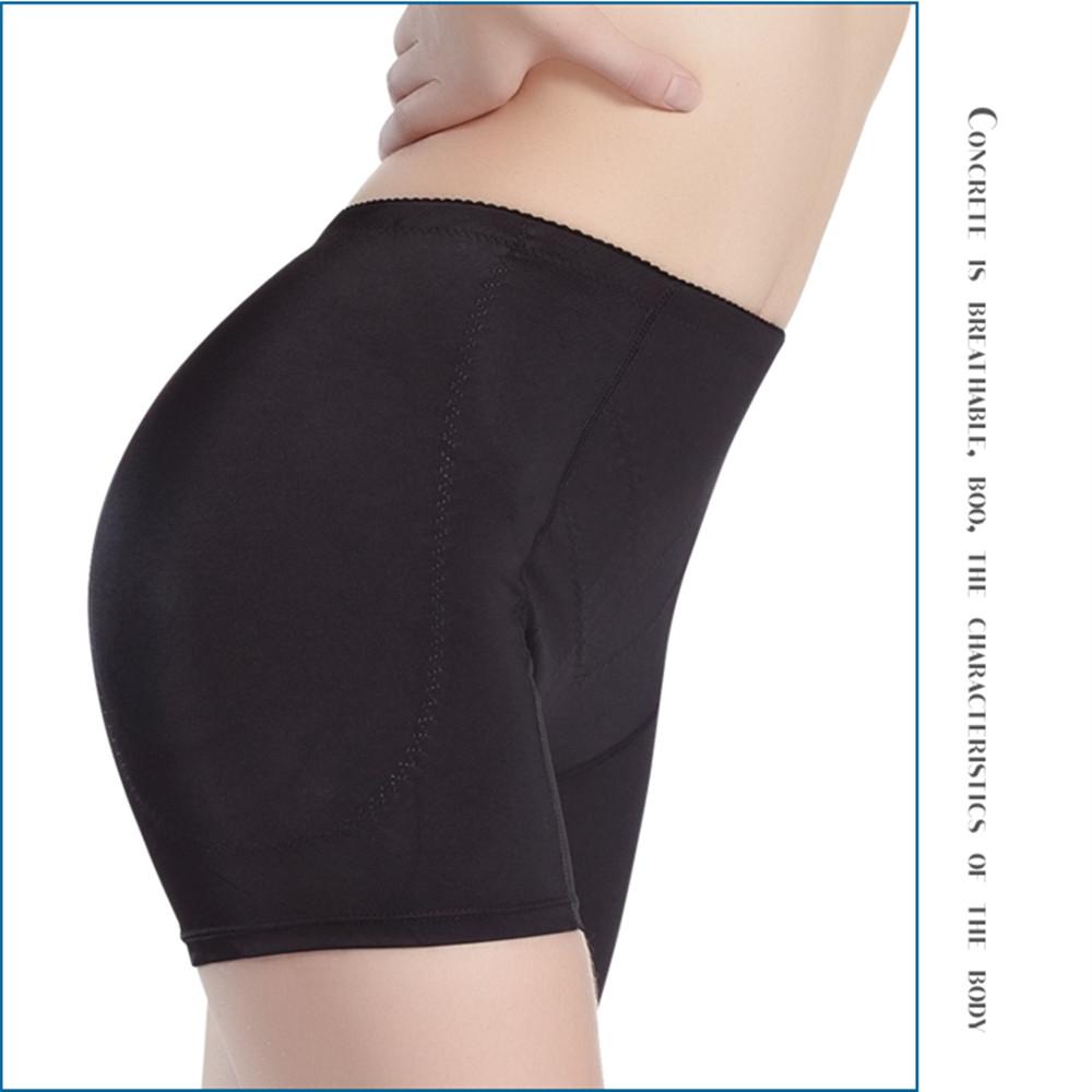 2 Packs WOMEN BUTT/&HIP PADDED ENHANCER Pads Buttocks Shapewear Shorts Underwear