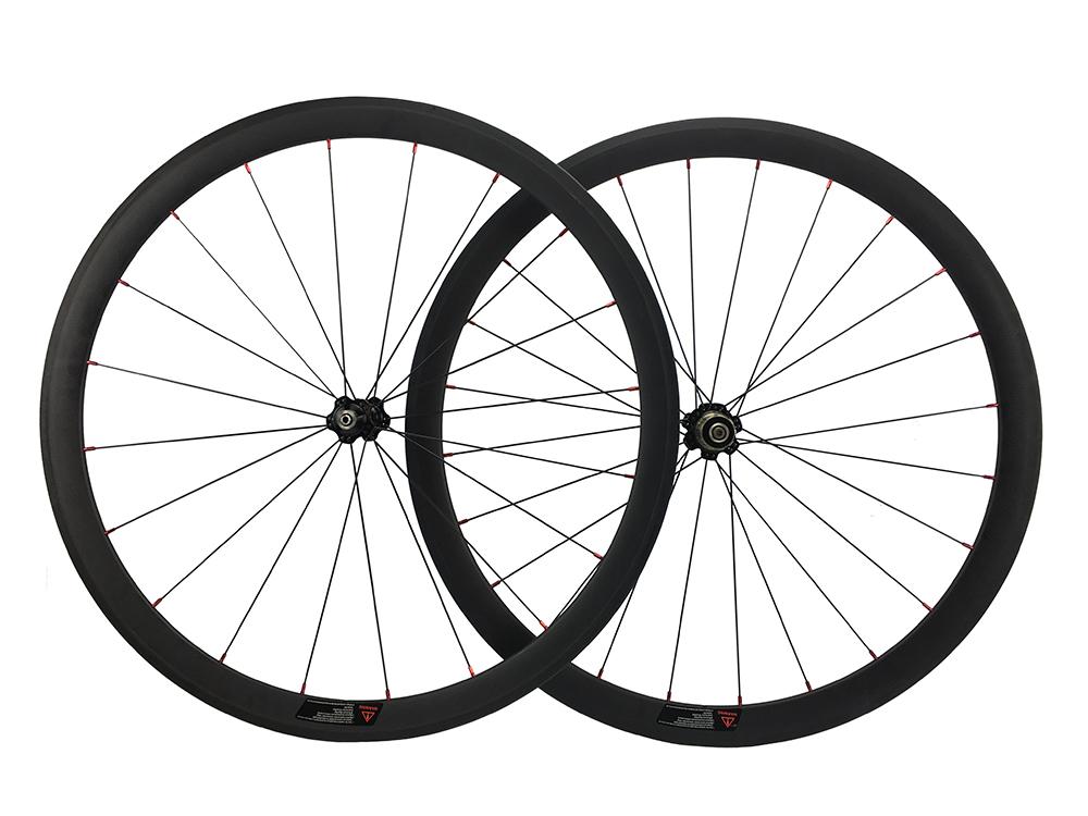 Full Carbon Bike Rim for Track Road Wheel 50mm Tubular Rim 700Cx20.5mm Sale