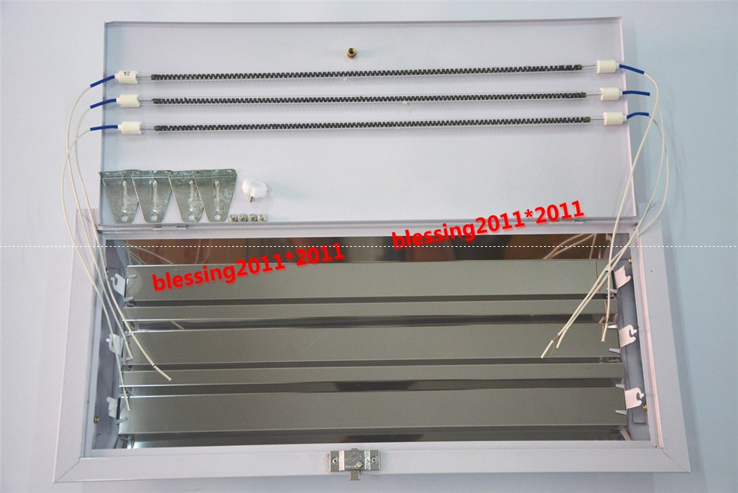8 Sets Of 3kw Spray Baking Booth Oven Infrared Paint