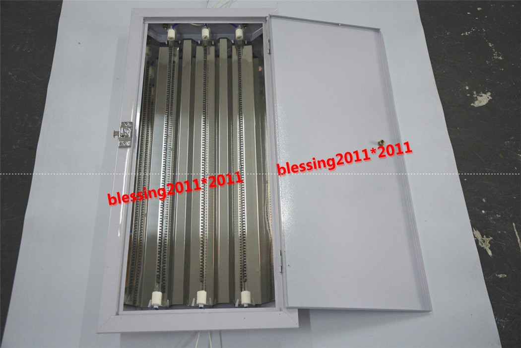 10 Sets Of 3kw Spray Baking Booth Oven Infrared Paint