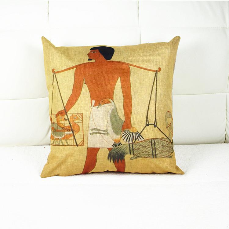 Decorative Pillow Cover Multi Style Cartoon Animals Print Cushion Case 42x42CM eBay