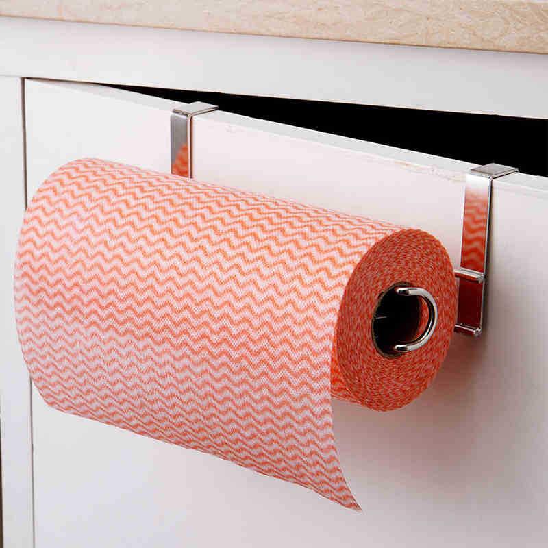Kitchen Roll Holder Under Cabinet Stainless Steel Toilet Paper ...