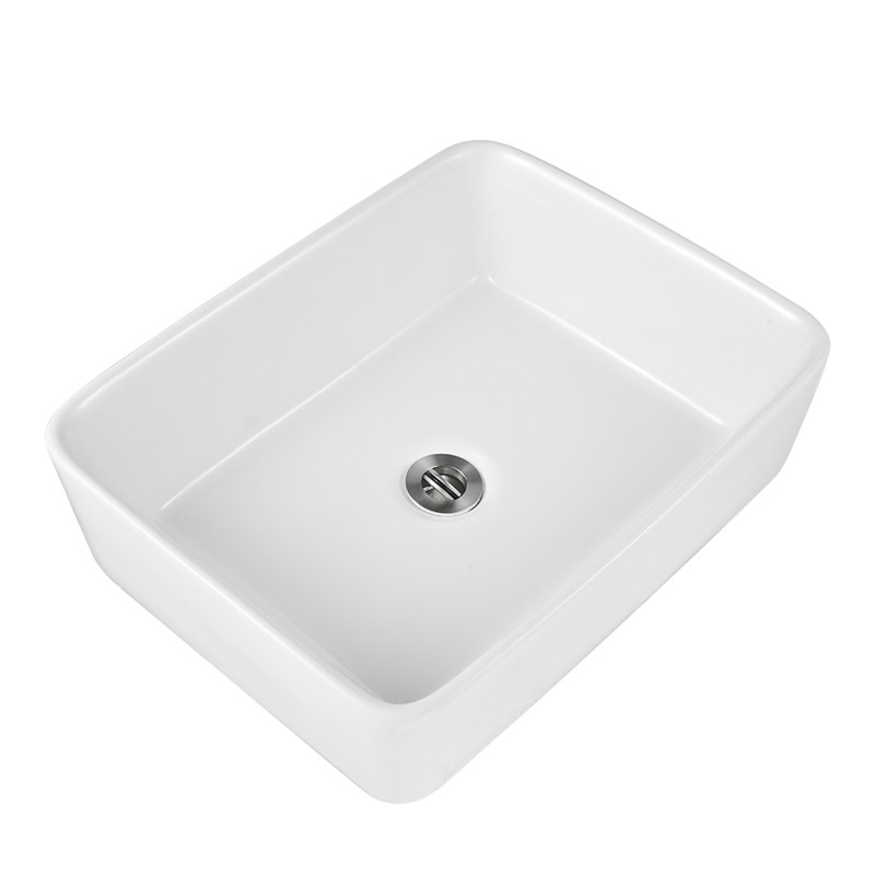 einbausp le waschbecken k chenarmatur keramik sp le sp lbecken k chensp le wei ebay. Black Bedroom Furniture Sets. Home Design Ideas