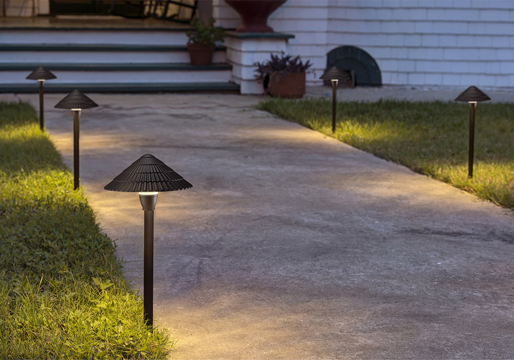 How To Install Led Path Lights Torchstar