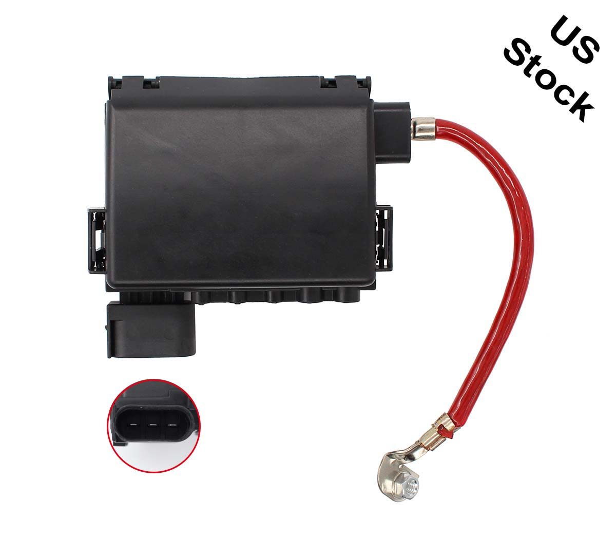 Fuse Box Battery Terminal 1j0937550a For 1999 2004 Vw Jetta Golf Mk4 Beetle New