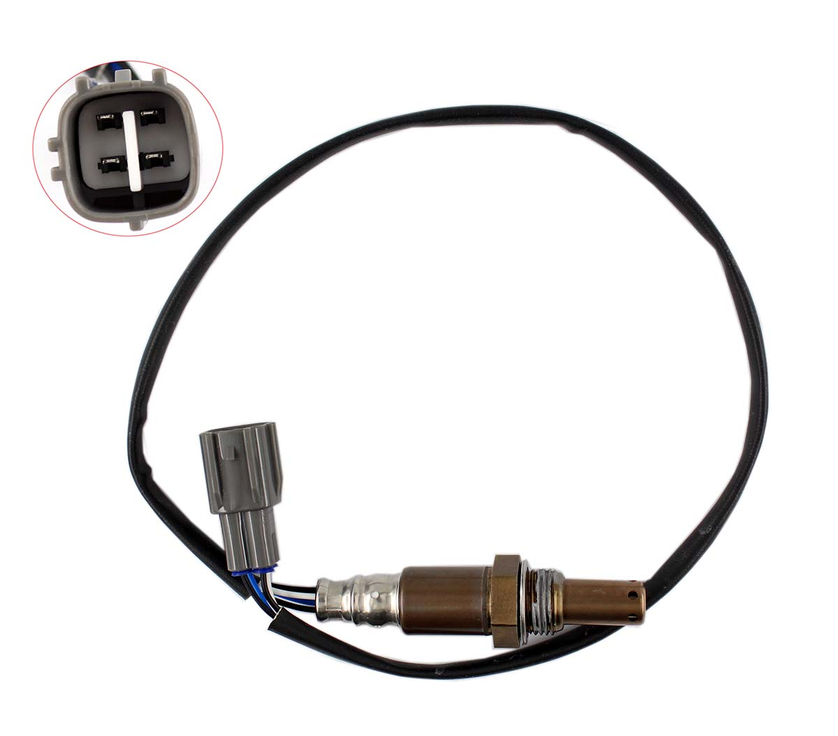 For 234-9041 Upstream 4 Wire Wideband Air Fuel To Ratio A//F OE O2 Oxygen Sensor