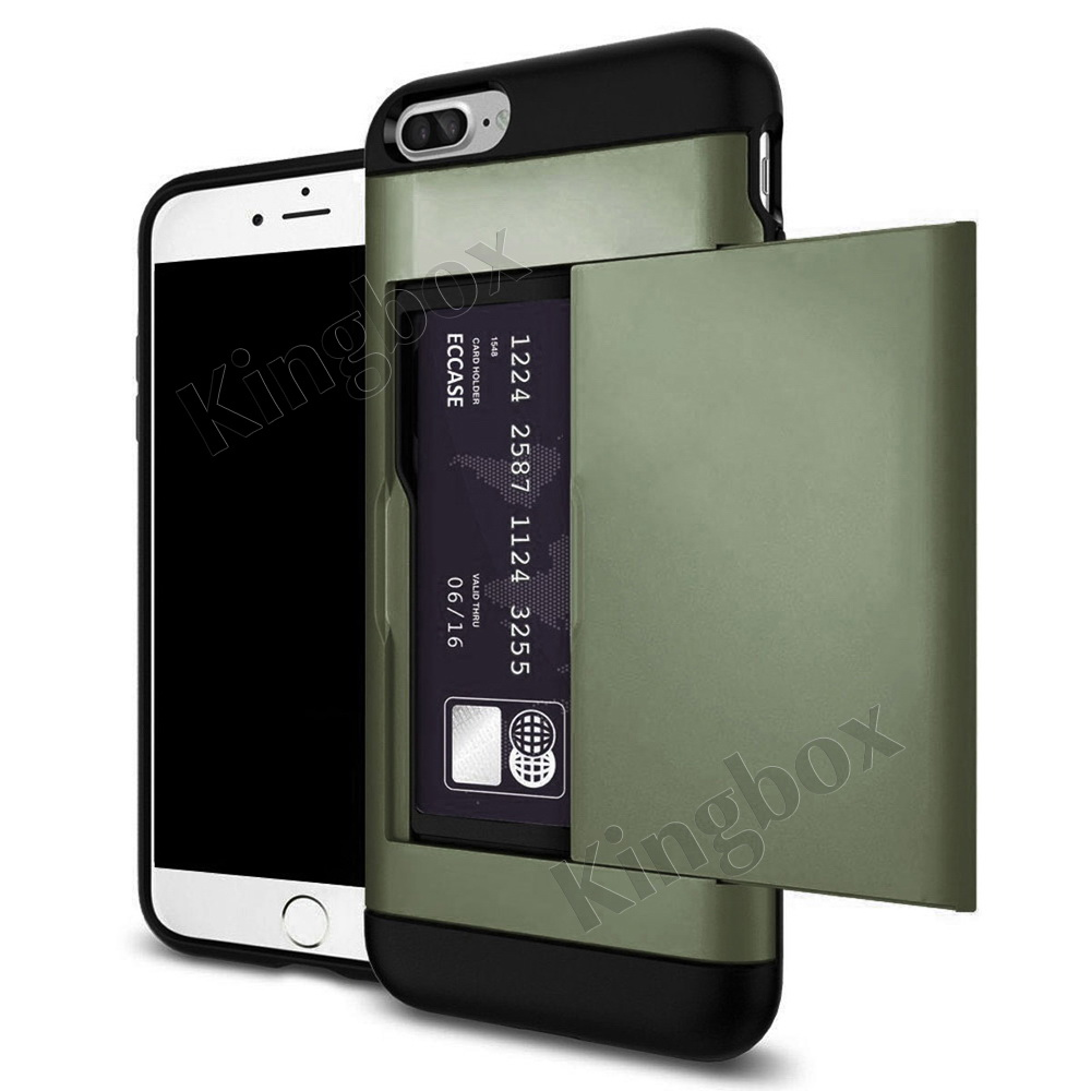 Shockproof-Wallet-Credit-Card-Pocket-Holder-Case-Back-Cover-For-iPhone-5-6-7-8-X