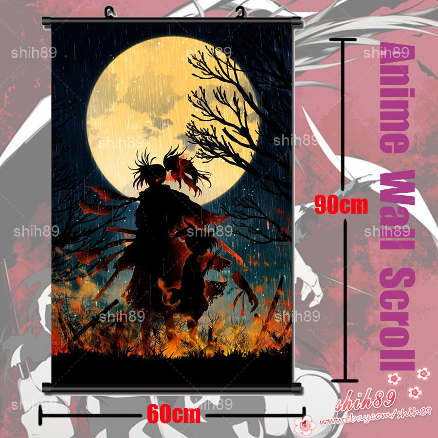 Anime Dororo Hyakkimaru Home Decor Poster Wall Scroll 60*90cm Cosplay Gift #a43