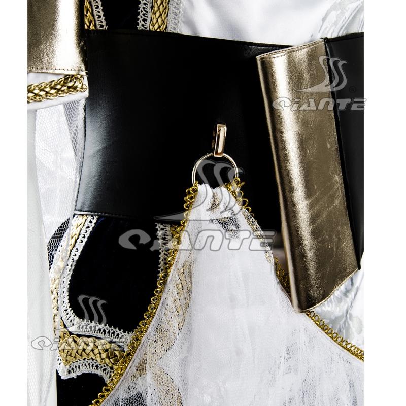 Film Kingsglaive Final fantasy 15 Lunafreya Nox Fleuret Dress Adulte Femmes New