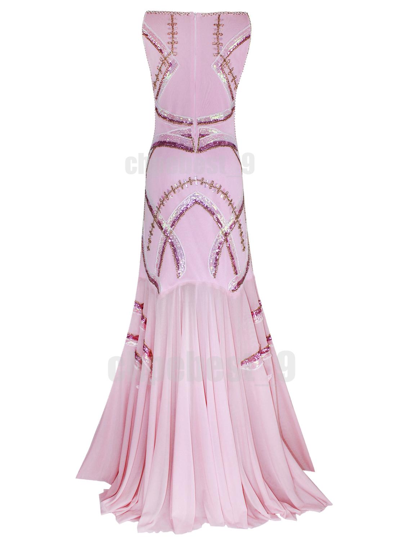 Long Prom Dresses 1920s Flapper Dress Wedding Party Dresses Ball ...