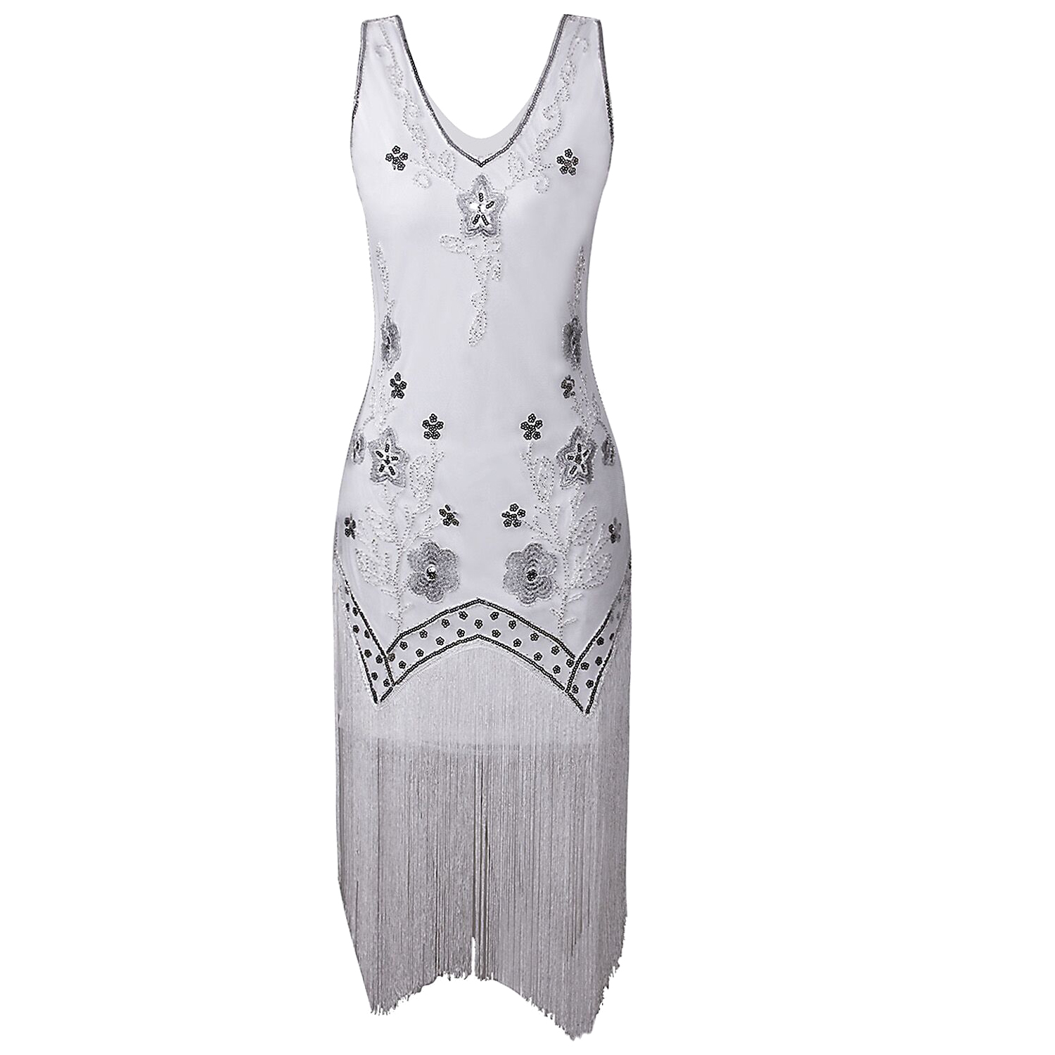 1920s Flapper Dress Party Dresses Evening Ball Gowns Casual Wear ...