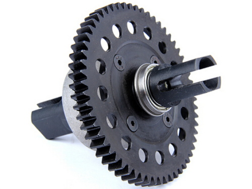 Metal Complete center differential gear for Losi 5ive T