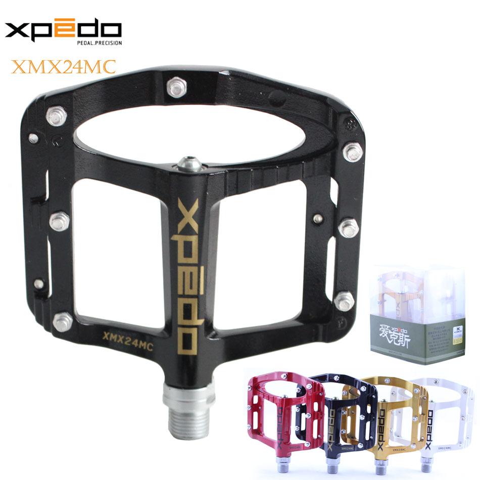 Xpedo XMX24MC Ultralight Pedal Magnesium Alloy Pedal 243g