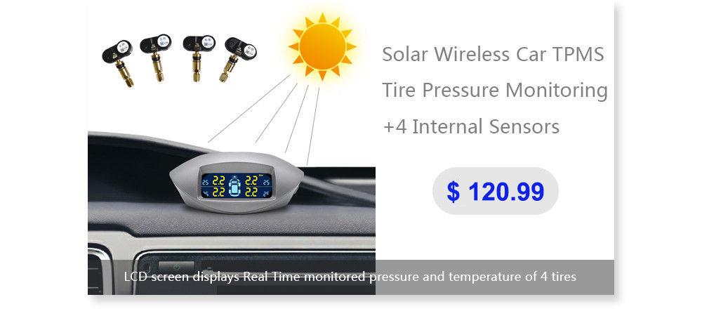 太阳能TPMS