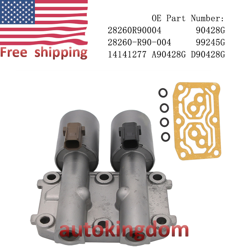 28260R90004 Transmission Dual Linear Shift Solenoid For