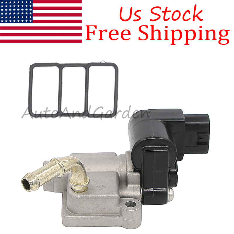 16022-PRB-A01 Idle Air Control Valve Fits: Acura RSX Type