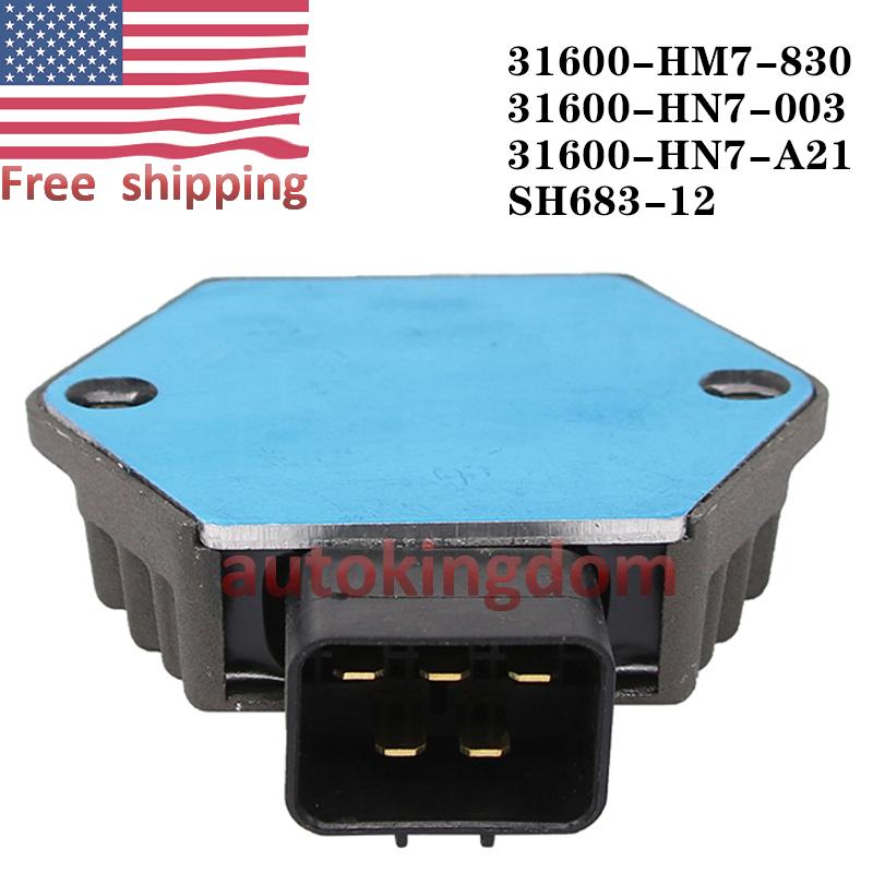 Z189 B Voltage Regulator Rectifier TRX350 400 450 Foreman Rancher See Notes