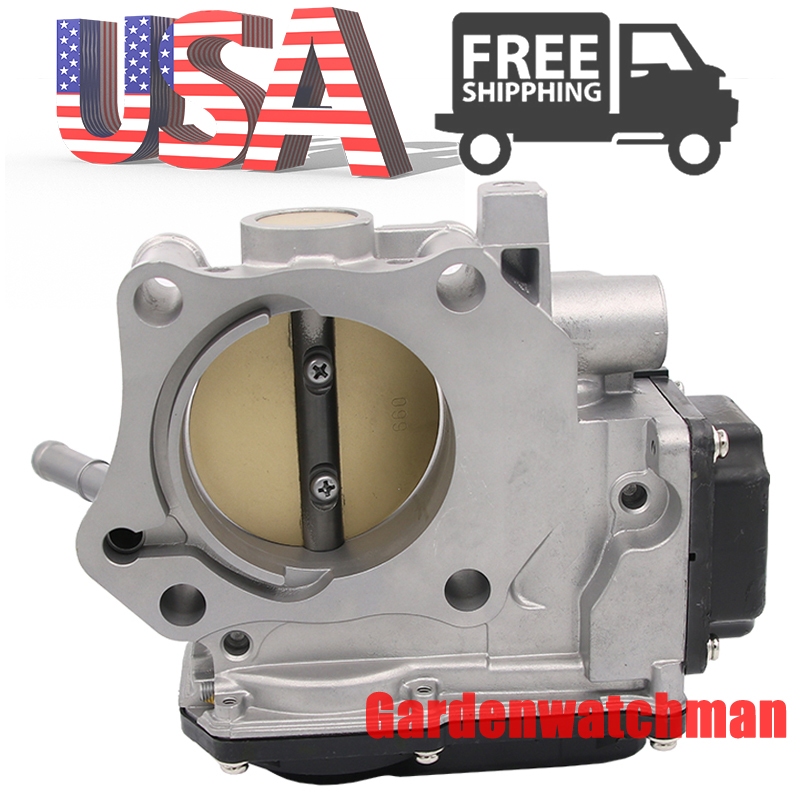 OEM Throttle Body 16400-RAA-A61 for 2003-2007 Honda Accord I4 2.4L EX DX LX