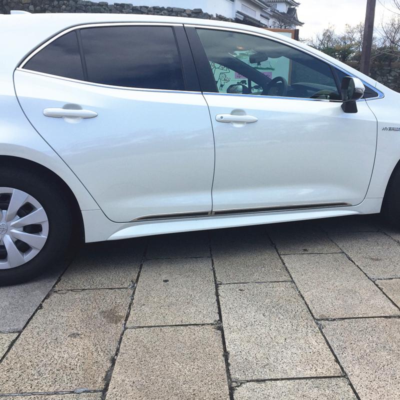 2019 Toyota Corolla Hatchback: For Toyota Corolla Sport Hatchback 2019 4pcs Door Side