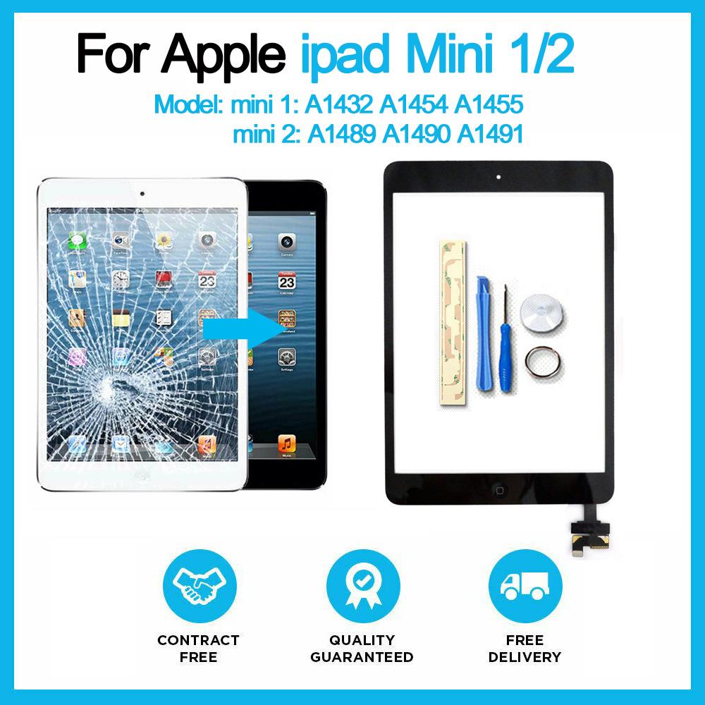OEM Touch Screen Digitizer iPad mini 1st 2nd Gen A1432 A1454 A1455 A1489 A1490