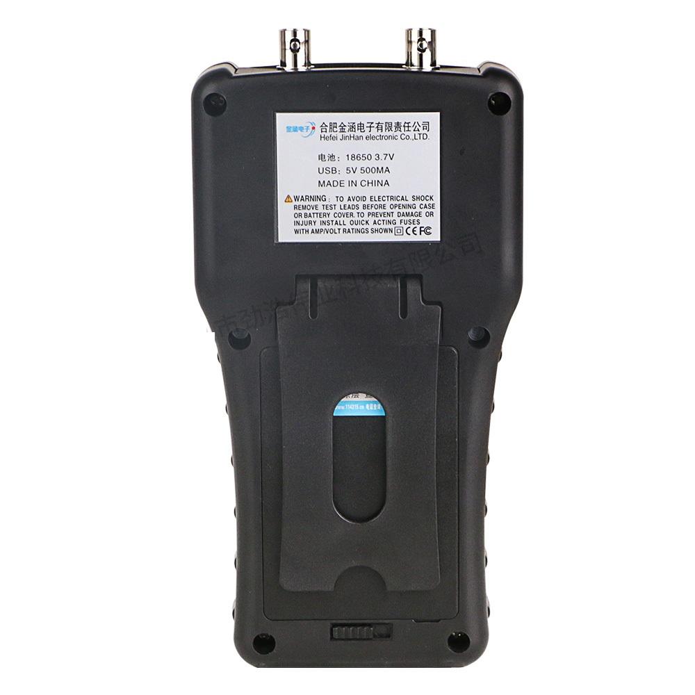 2K memory storage Jinhan JDS6031 200MSa//S 1CH Oscilloscope Hand-held 30MHz