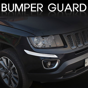 New Front Rear Bumper Corner Protector Cover Guard ABS 3M 2Pcs for Universal Car