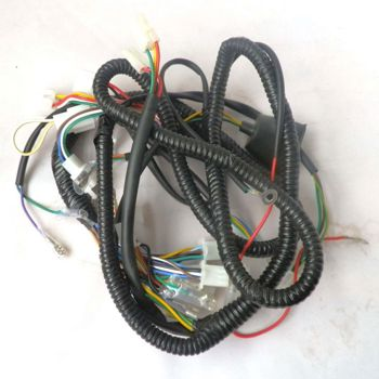 chinese scooter wiring harness chinese image qmb139 wiring harness qmb139 wiring diagrams car on chinese scooter wiring harness