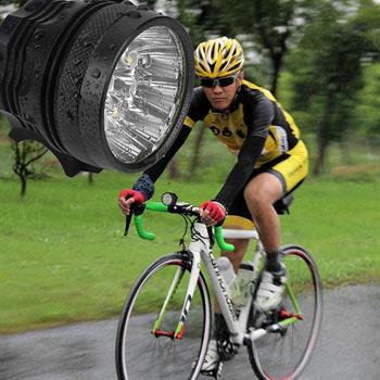 45000LM 14 LED XML T6 Bike Bicycle Cycling Front Headlight w// Rear Lights Set UK